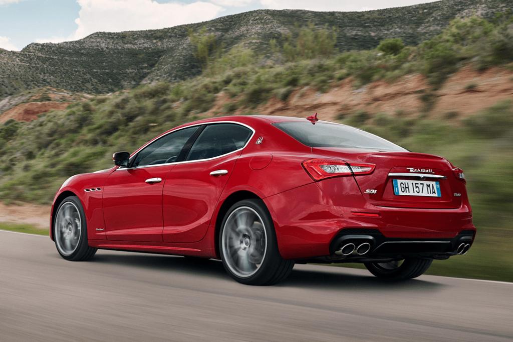 Maserati Lease Pull Ahead Program