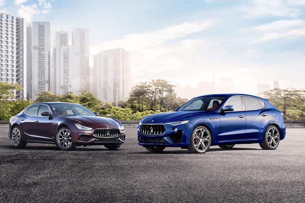 1.49% APR on a New 2020 Maserati Levante/Ghibli
