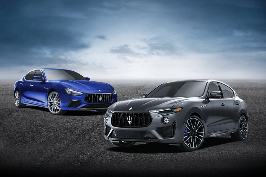 1.49% APR on a New 2020 Maserati Levante/Ghibli
