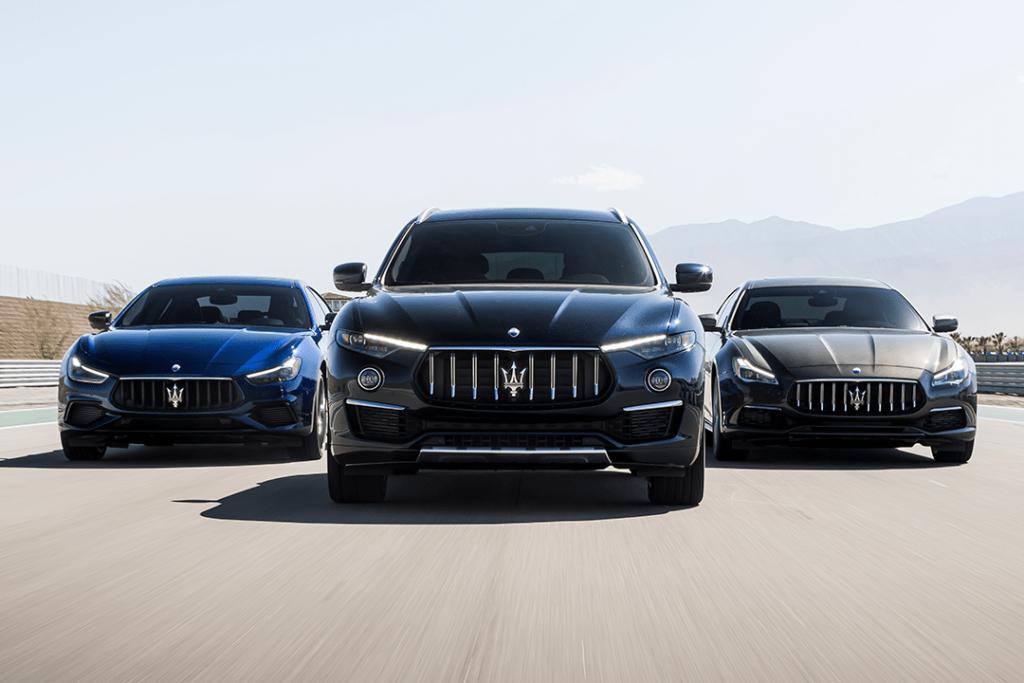 1.49% APR on a New 2021 Maserati Vehicle