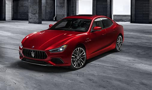 Maserati Lease