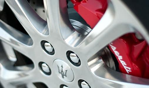 Maserati Parts Offers