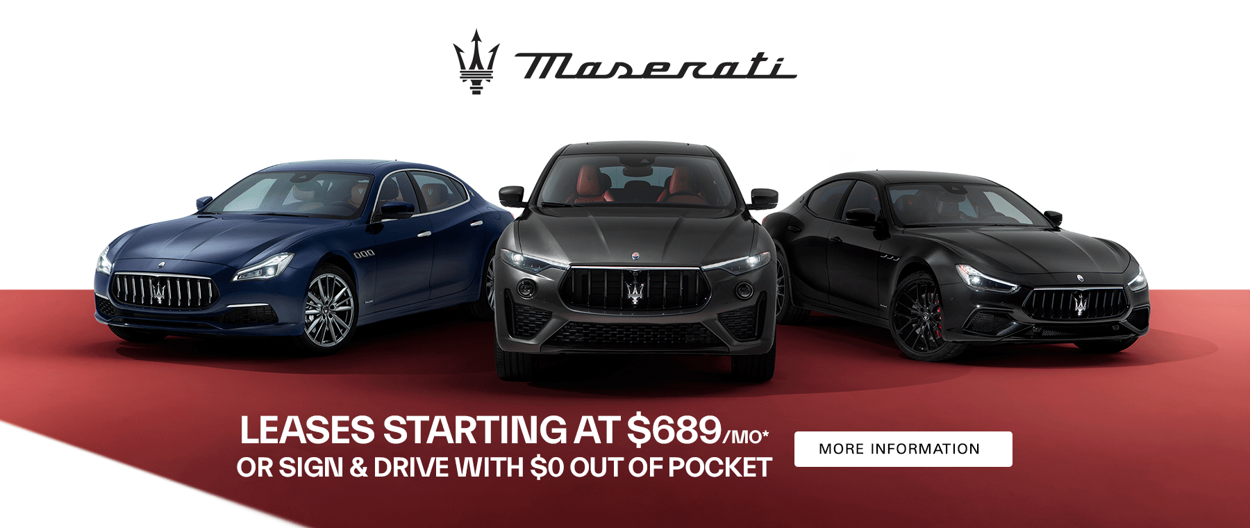 Maserati Lease Offer in Fort Lauderdale near Weston