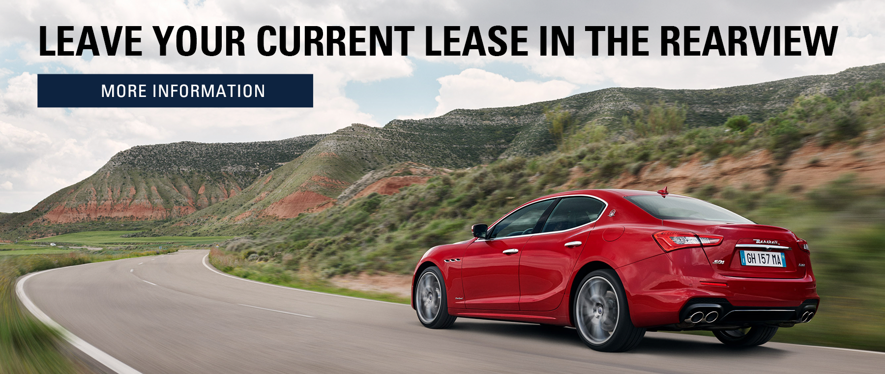Maserati of Fort Laudedale | Maserati Lease Offers