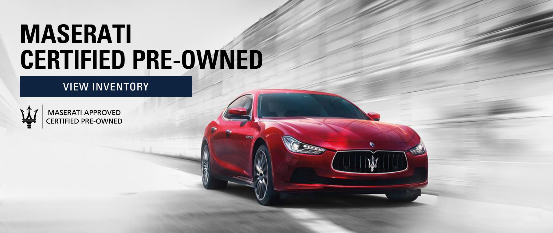 Maserati of Fort Laudedale | Used Maserati