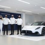 Maserati MC20 Launch
