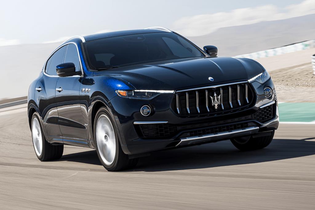 2021 Maserati Levante Lease