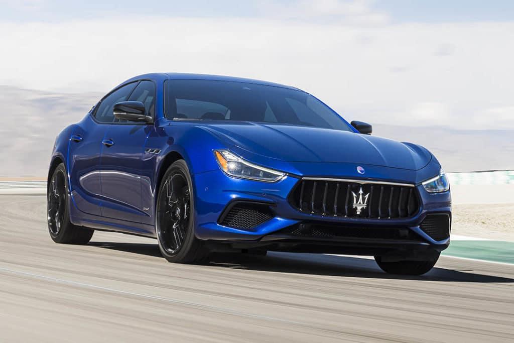 2022 Maserati Ghibli Modena
