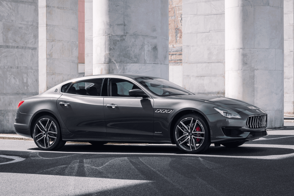 Maserati Loyalty Bonus Program