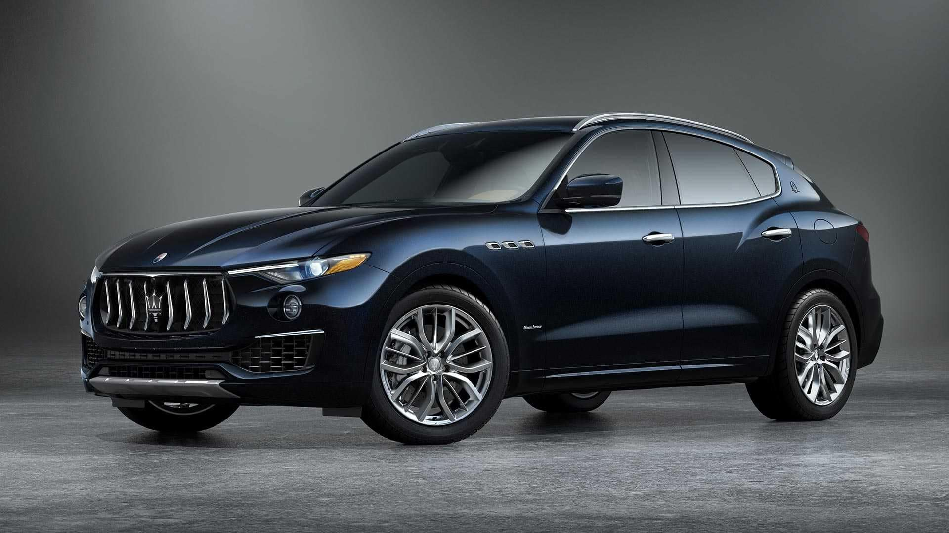 The Maserati Edizione Nobile Lineup