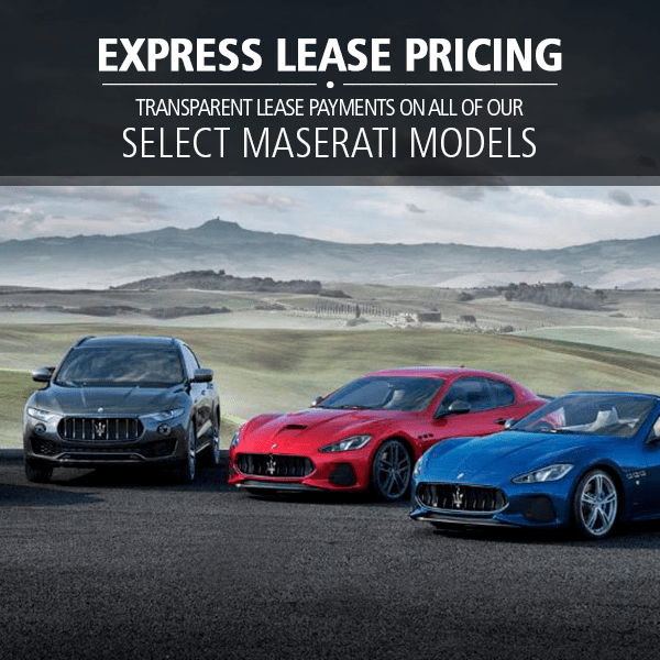 Worry-Free Express Lease Offers