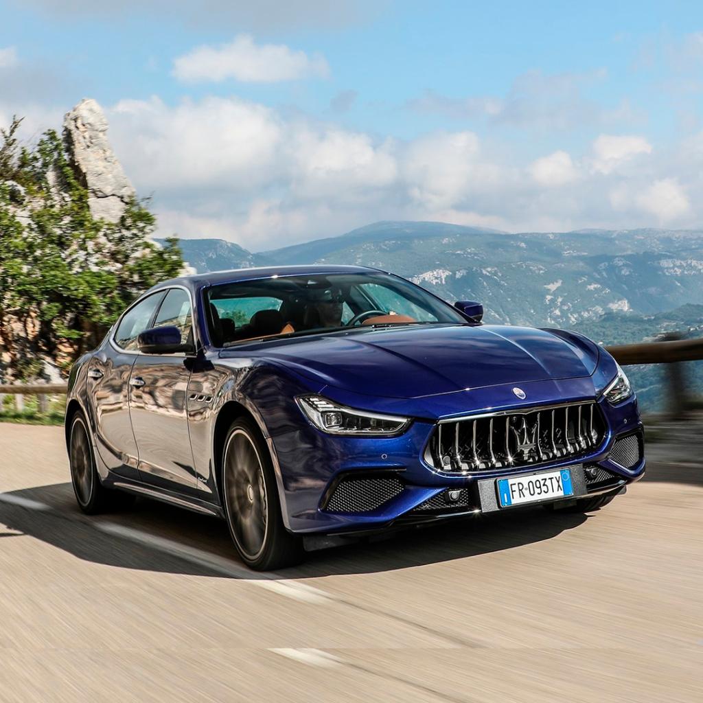 2019 Maserati Ghibli S Q4 AWD