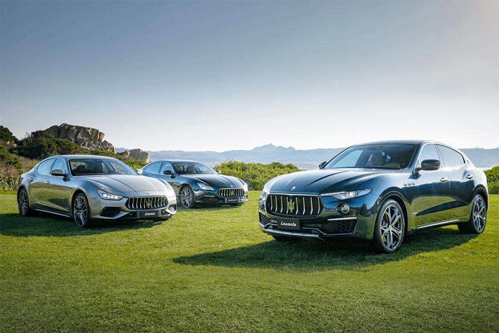 0% APR on 2020 Maserati Models