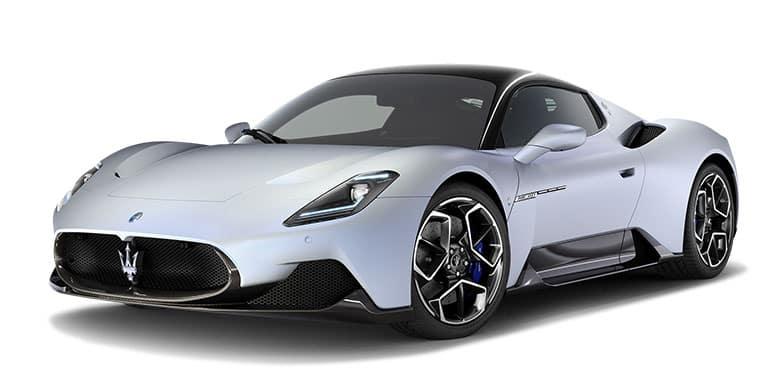 Maserati Models: MC20