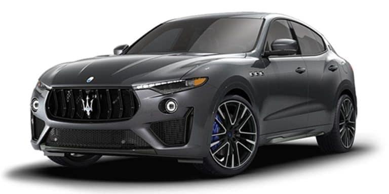 Maserati Models: Levante