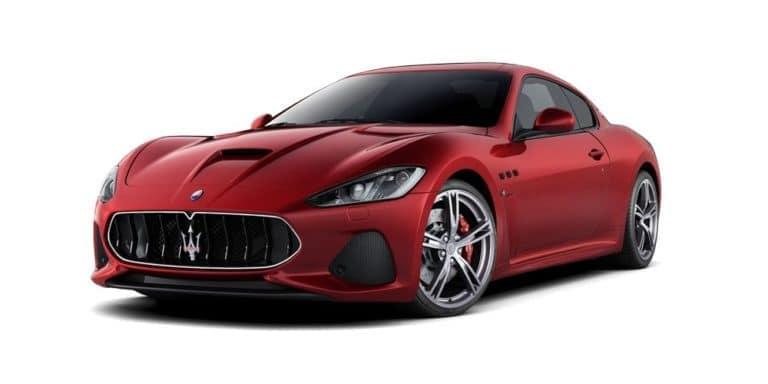 Maserati Models: GranTurismo