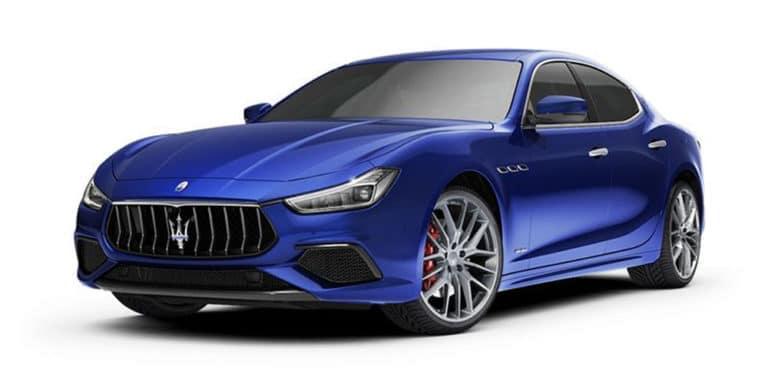 Maserati Models: Ghibli