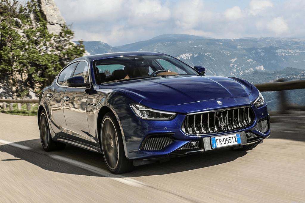 2020 Maserati Ghibli S Q4 AWD Lease