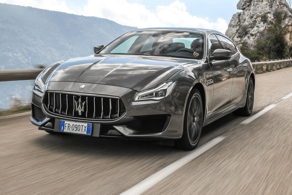 2021 Maserati Quattroporte S Q4 GranLusso Lease