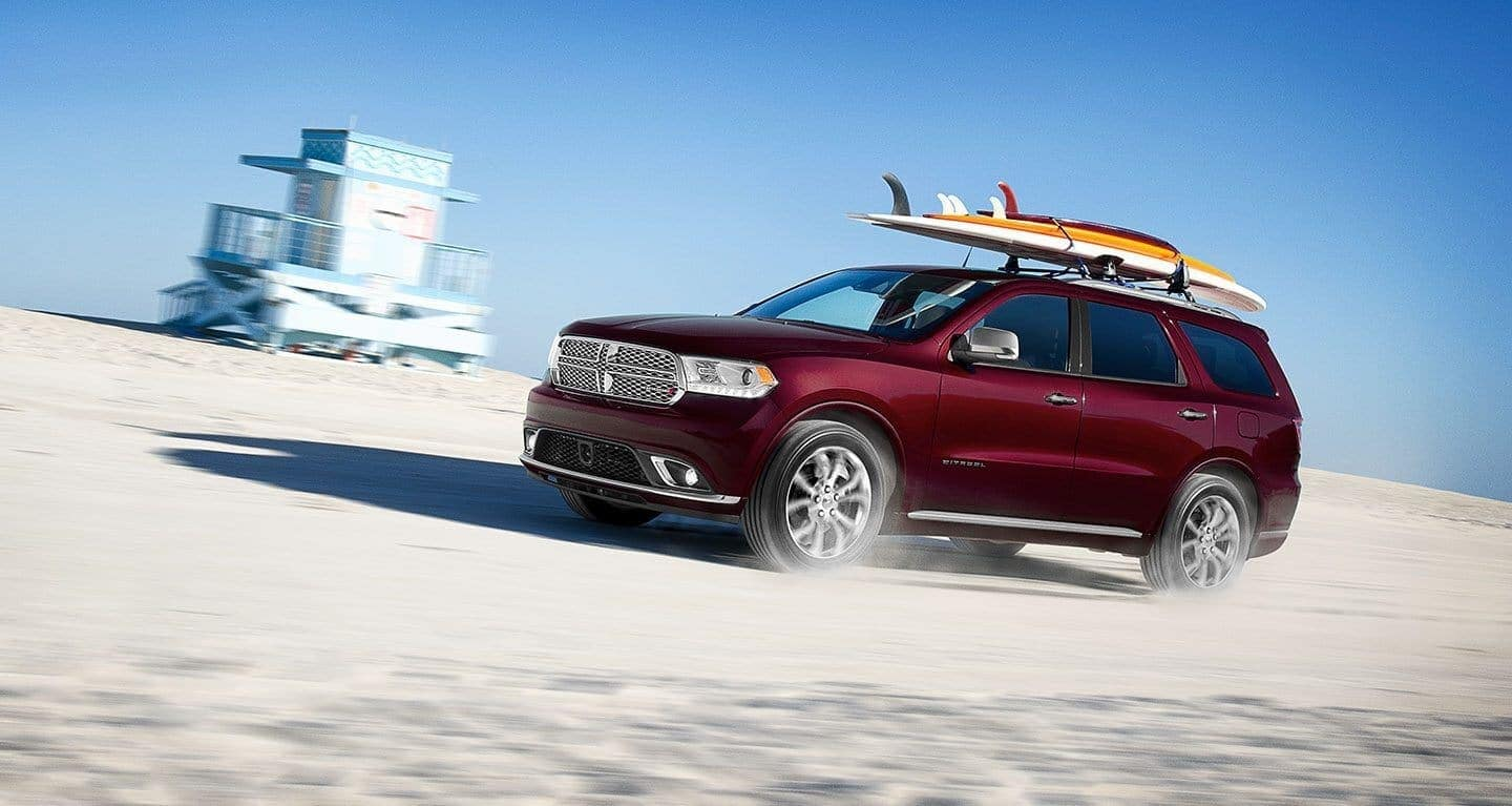 What's new with the 2020 Dodge Durango near Los Lunas NM