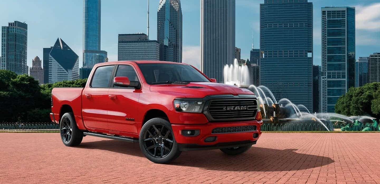 Get to Know the 2020 RAM 1500 in Albuquerque NM