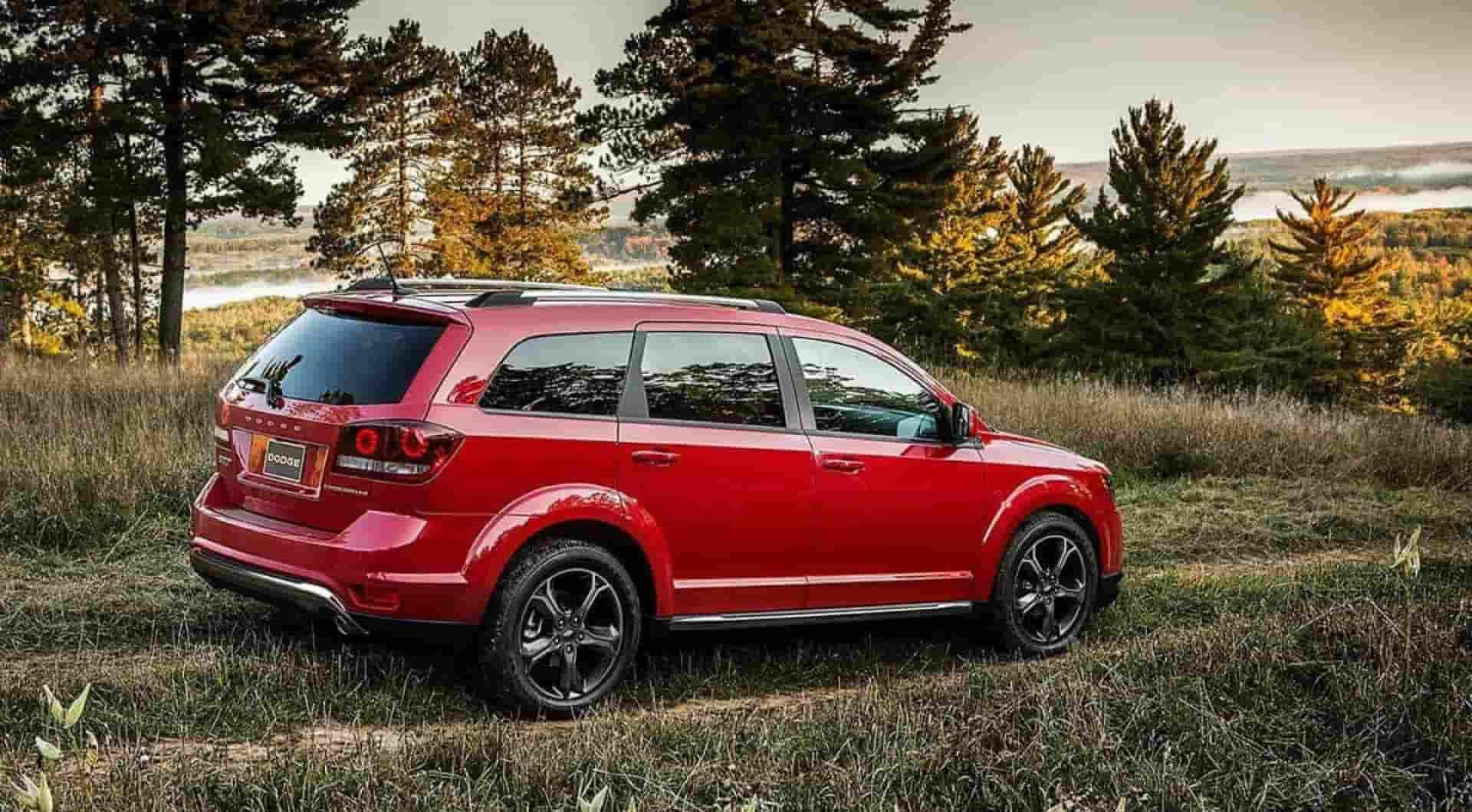 Get to Know the 2019 Dodge Journey near Santa Fe NM