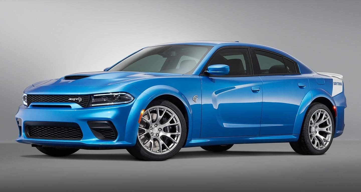 2020 Dodge Charger SXT Near Los Lunas Is the Base-Level Trim Available