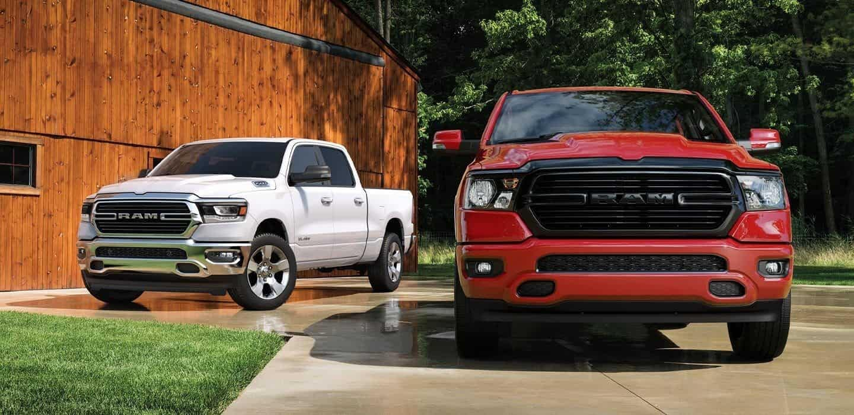 Purchase a Truck Online 2020 RAM 1500 Near El Paso TX