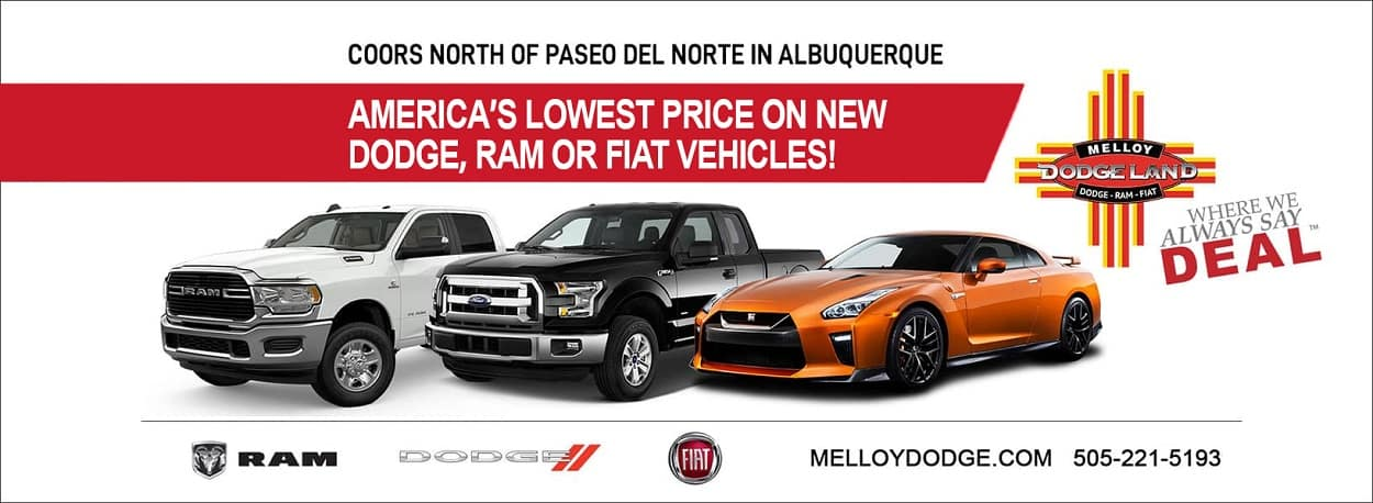 America's Lowest Price on a new Dodge, Ram or Fiat!