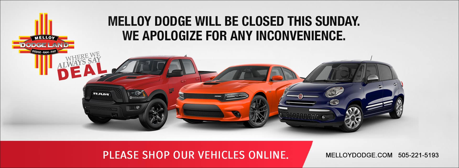 image showing closed ad