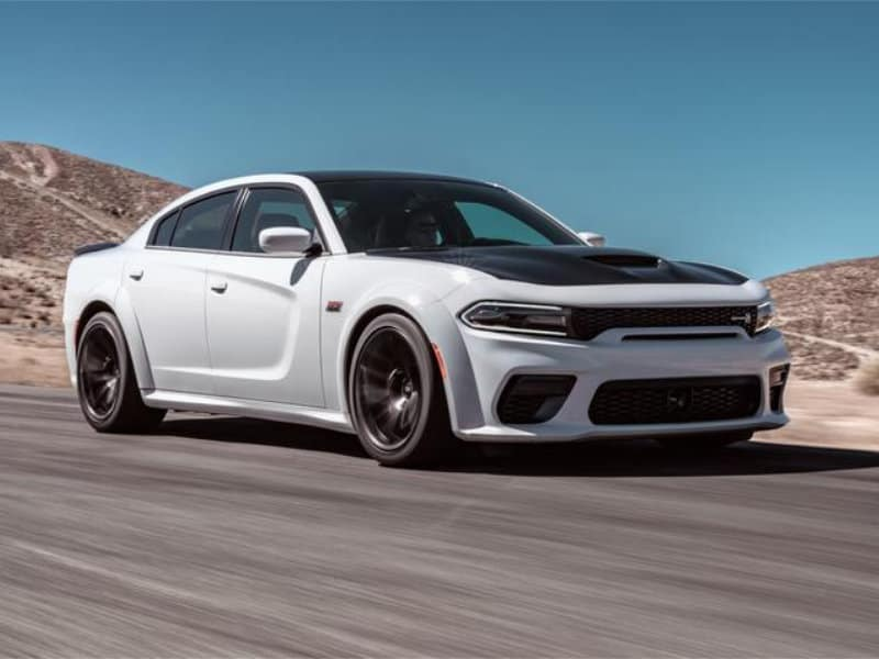Melloy Dodge - The 2021 Dodge Charger isn't your typical sedan serving Midland TX