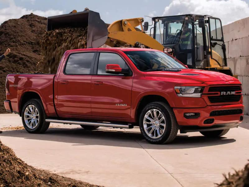 Melloy Ram - The 2021 Ram 1500 leaves the factory serving Odessa TX