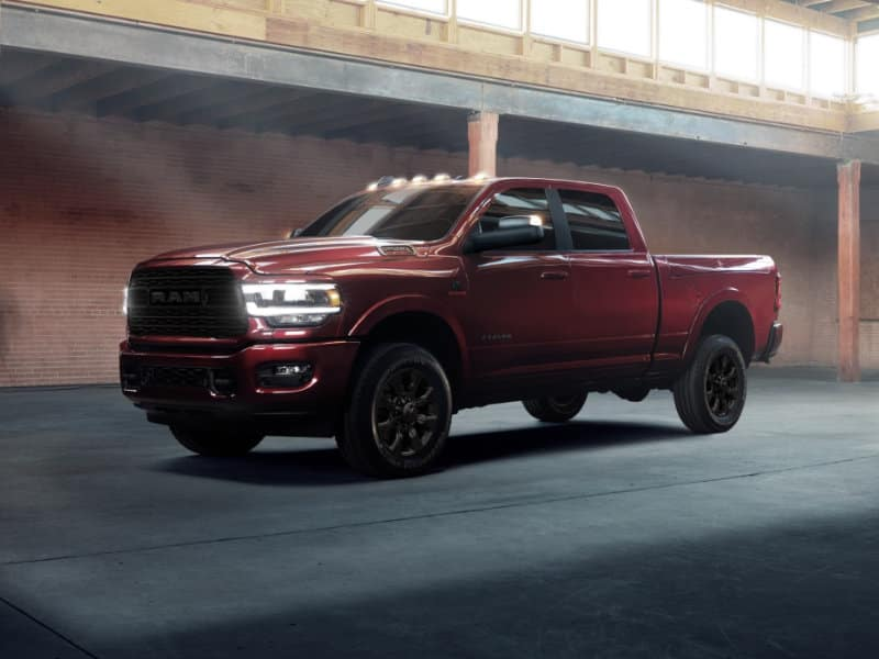 Melloy Dodge - The 2021 Ram 2500 is a marvel serving Amarillo TX