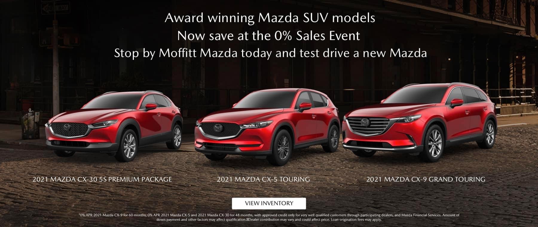 2021 Mazda SUV