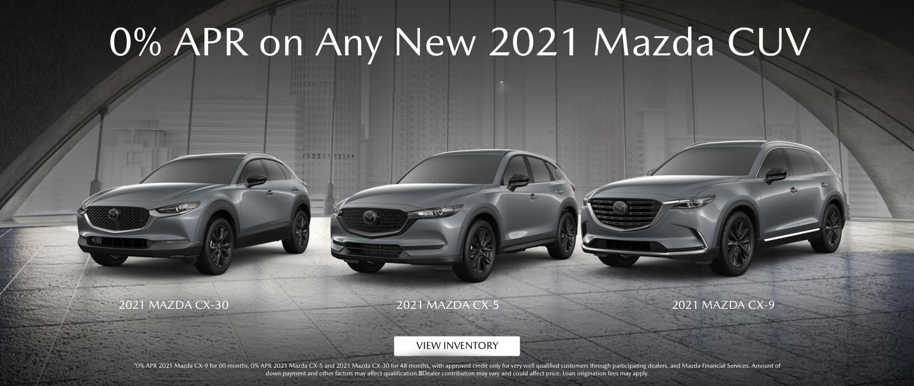 2021 Mazda CUV