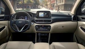 Hyundai Tucson Technology Features