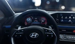 2020 Hyundai Sonata  Safety Technology