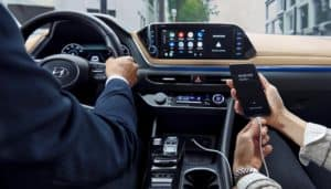 2020 Hyundai Sonata Technology