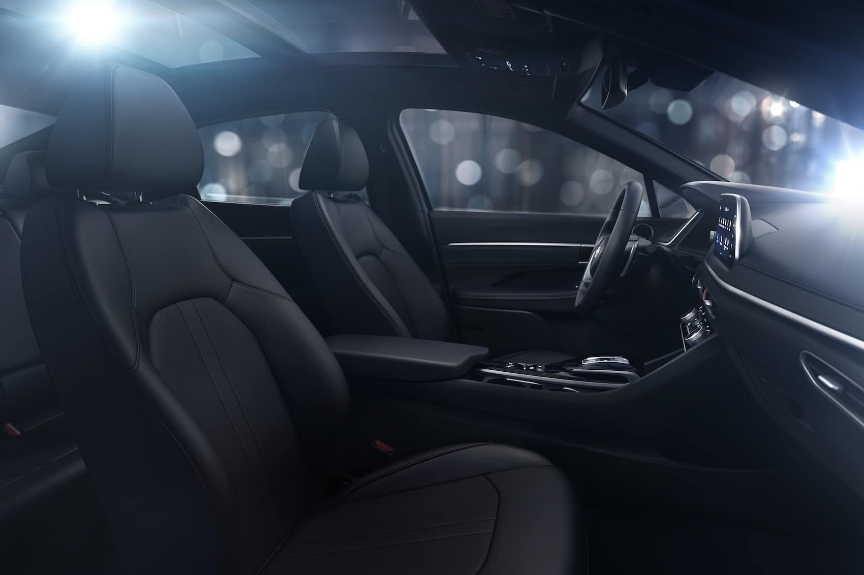 2021 Hyundai Sonata: Interior Space