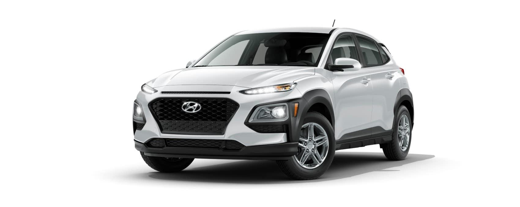 2021 Hyundai Kona SE Chalk White