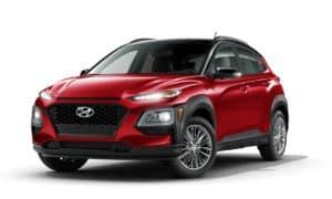 2021 Hyundai Kona SE Pulse Red