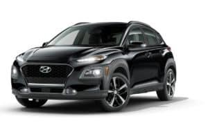 2021 Hyundai Kona Ultimate Ultra Black