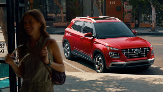 2020 Hyundai Venue Small SUV