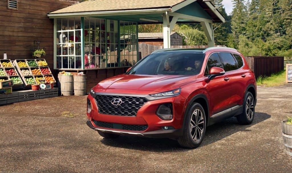 New 2020 Hyundai Santa Fe SE