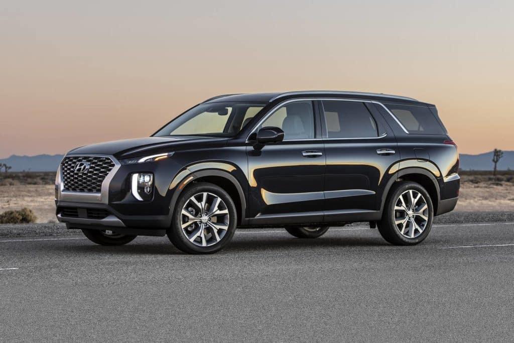 New Hyundai Palisade SEL