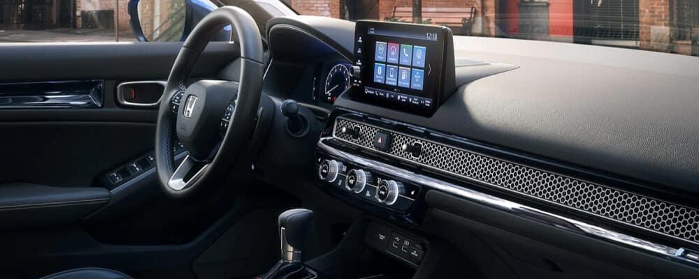 2022 Honda Civic Interior Dashboard