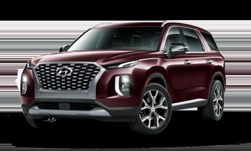 <b>2020 Hyundai Palisade SEL SUV</b>