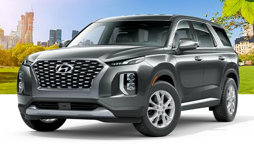 <b> 2021 Hyundai Palisade SE AWD </b>