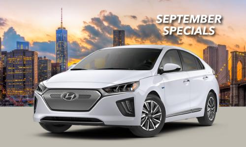 <b>2021 Hyundai Ioniq EV</b>