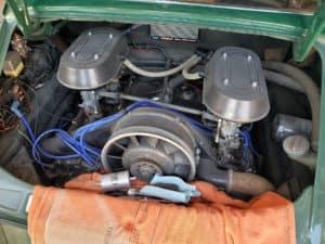 Porsche Restoration 911 Engine